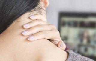 spændinger i nakke og hals